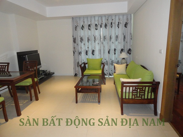 Luxury Apartment in Pacific Palace Building for rent