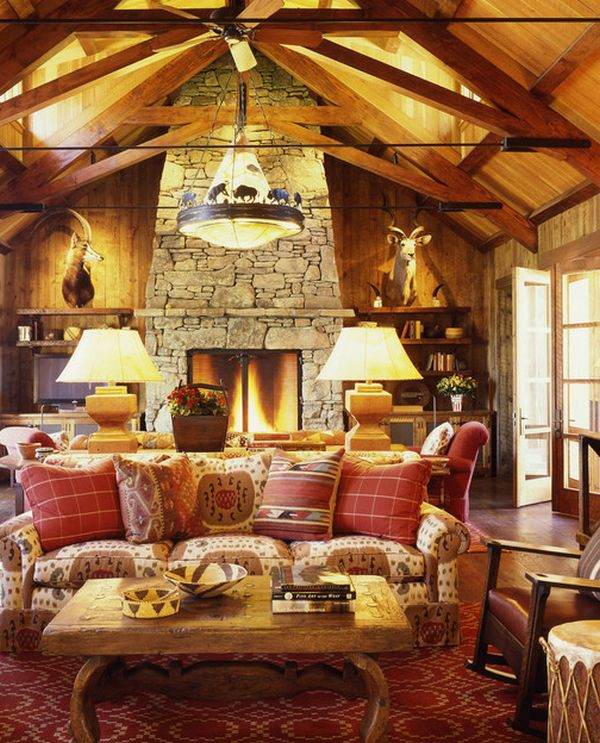 How to Achieve the Cabin Look for Cozy, Trendy Décor
