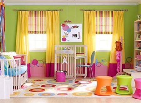 Thiết kế không gian dành cho bé yêu của bạn
