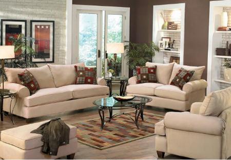 Lựa chọn ghế sofa thích hợp cho phòng khách