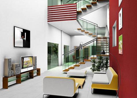 Cầu thang - Điểm nhấn độc đáo cho ngôi nhà