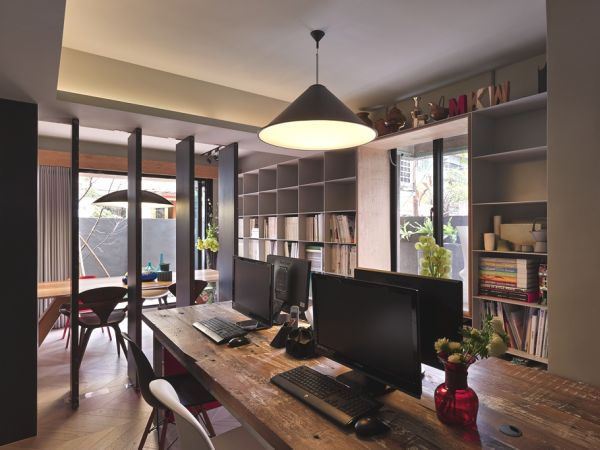 Home And Workspace – A Multi-Purpose Space