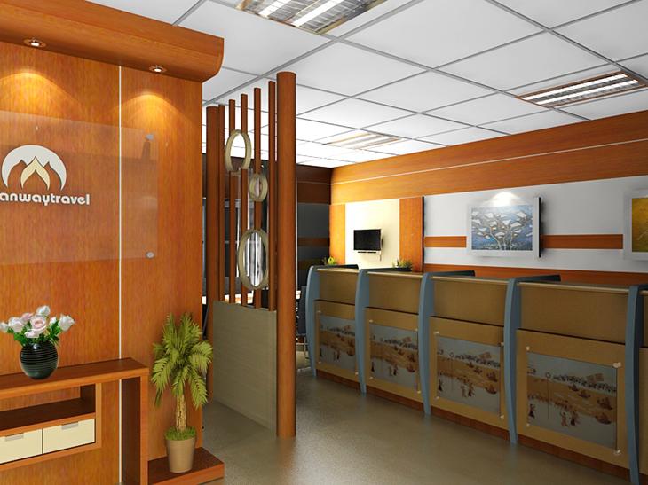 Nội thất văn phòng 2014 - Tiếp tục xu hướng không gian mở