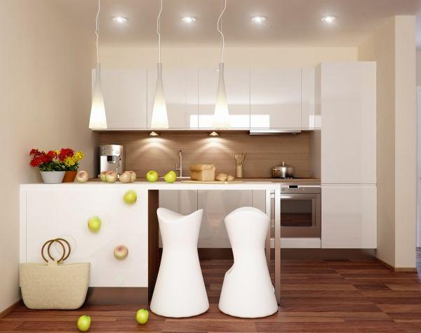 Xu hướng cải tạo không gian bếp 2014