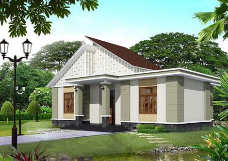 Tư vấn xây nhà vườn với kinh phí 300 triệu đồng