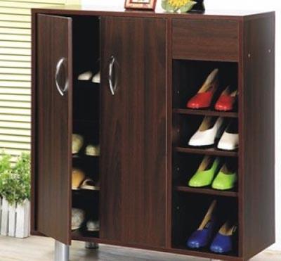 Bài trí tủ giày dép - mang lại hòa khí và sự may mắn trong sự nghiệp
