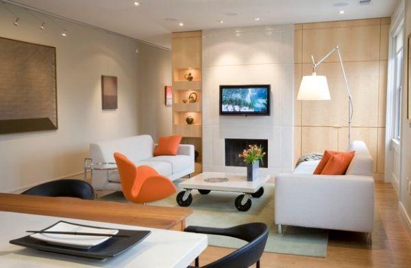 Tư vấn thiết kế căn hộ chung cư 45m2