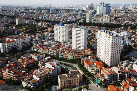 Hà Nội thu hồi hơn 1.000m2 đất tại Trường Chinh