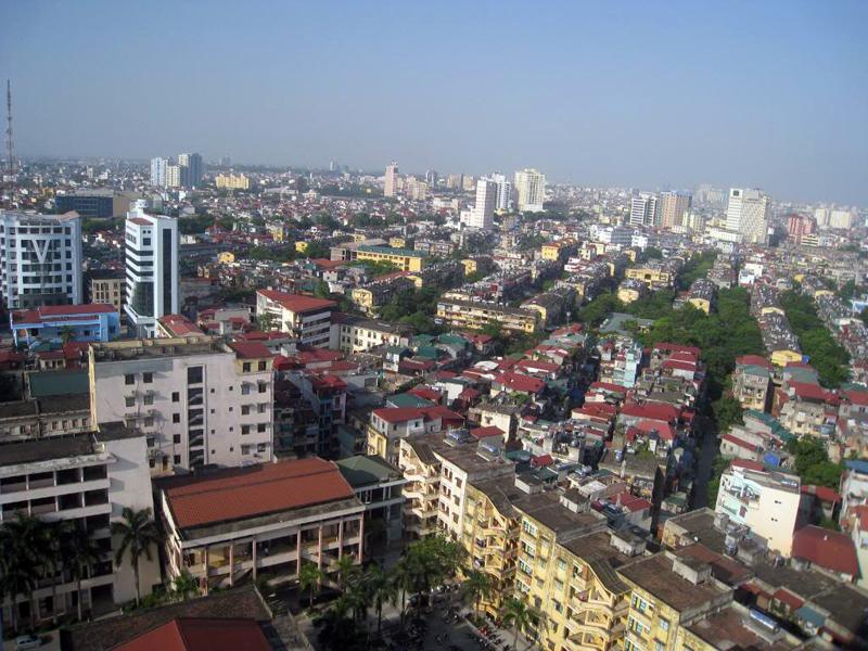 Phê duyệt quy hoạch khu đô thị 123ha tại Thạch Thất và Quốc Oai