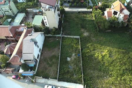 Đất dưới 30 m2 vẫn được cấp sổ đỏ